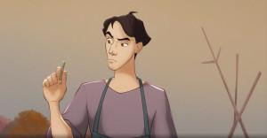 Мультфильм Огонек-Огниво (2020)