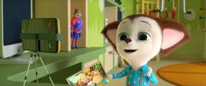Мультфильм Барбоскины на даче (2020)