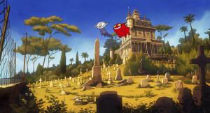Мультфильм Семейка монстров (2021)