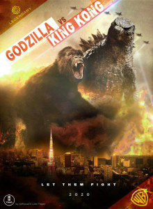 Фильм Годзилла против Конга (2021)