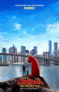 Фильм Большой красный пес Клиффорд (2021)