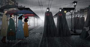 Мультфильм Где Анна Франк (2021)