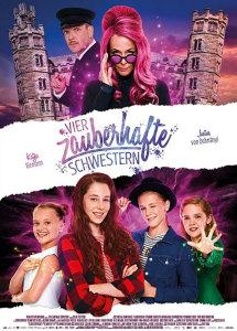 Фильм Маленькие волшебницы (2020)