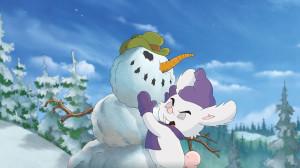 Мультфильм Медвежонок Бамси и дракон (2020)