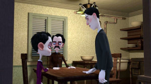 Мультфильм Говард и Королевство хаоса (2021)