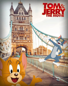 Мультфильм Том и Джерри (2021)