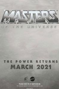 Фильм Властелины вселенной (2021)