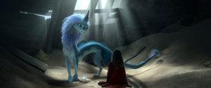 Мультфильм Райя и последний дракон (2021)