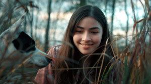 Фильм Лена и львенок (2021)
