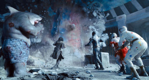 Фильм Отряд самоубийц: Миссия навылет (2021)