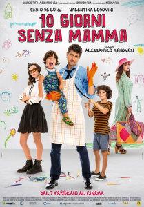 Фильм Папа за маму (2021)