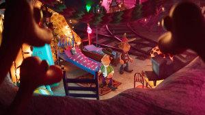 Мультфильм Четыре сапога и барсук (2021)