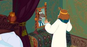 Мультфильм Три богатыря и Конь на троне (2021)