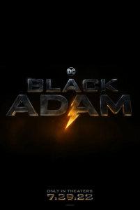 Фильм Чёрный Адам (2022)