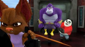 Мультфильм Панда против пришельцев. План спасения Земли (2021)
