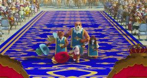 Мультфильм Три мушкетера (2021)